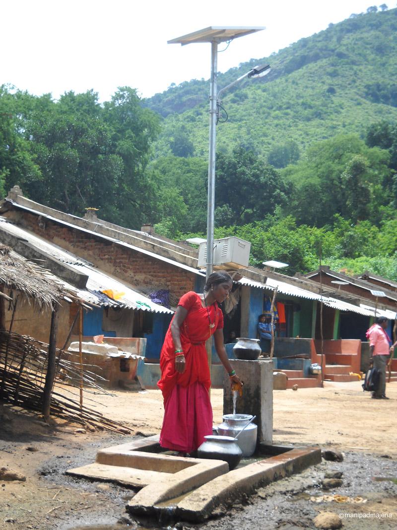 Katikona village